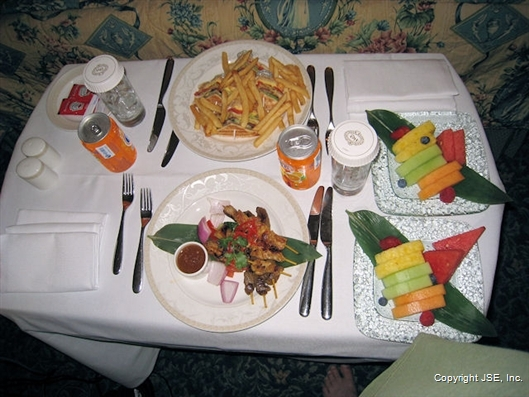 Permalink to Hotel Room Service